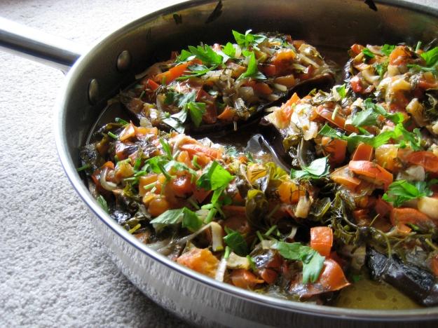 eggplant imam