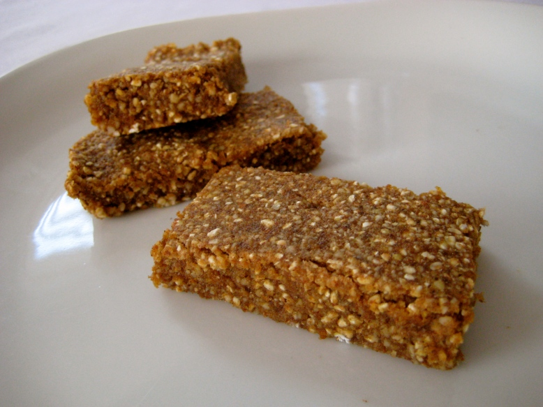 buckwheat energy bars