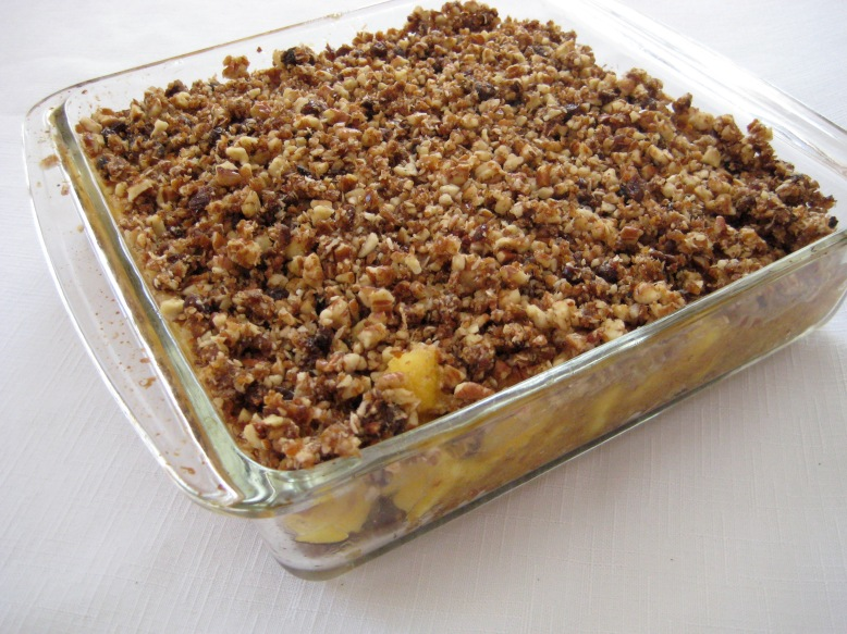 pineapple crisp full