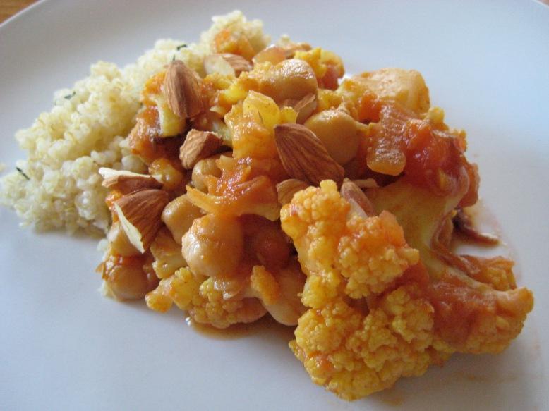 Tagine and Quinoa 2