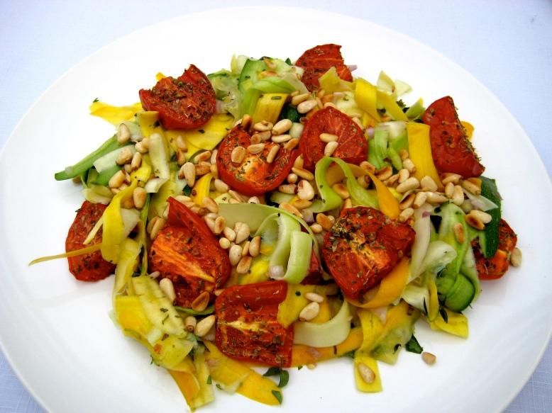 zucchini-salad