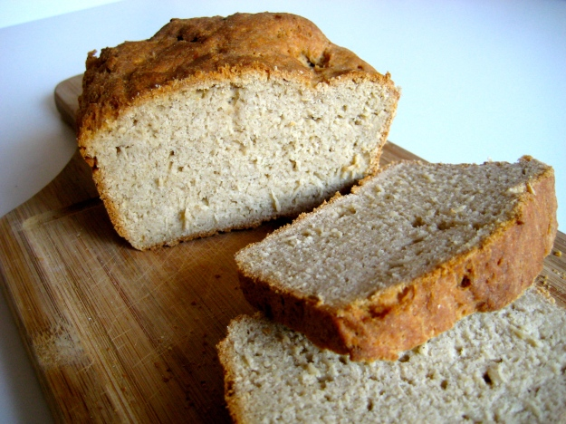 Apple Cider Dinner Bread (gluten-free, vegan)