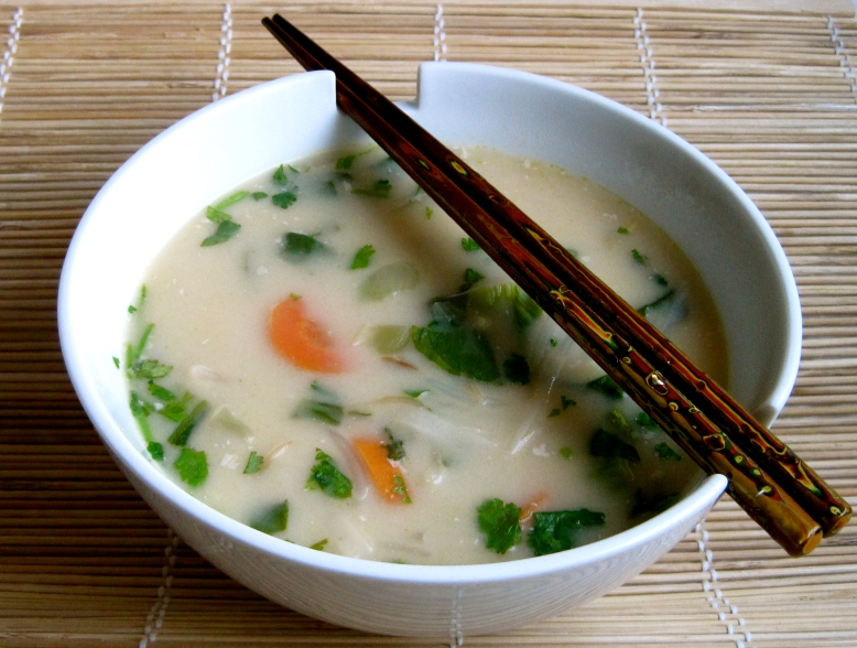 ST - asian soup