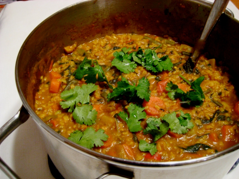ST - indian curry