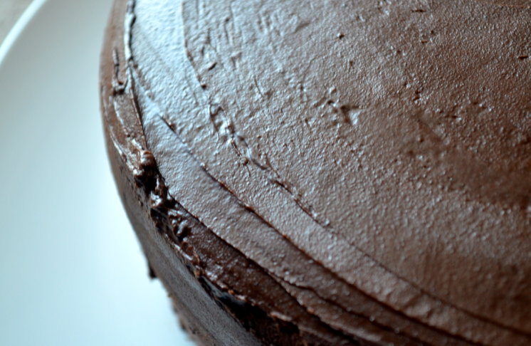 the best chocolate buttercream ever - gluten-free, soy-free, vegan, dairy-free