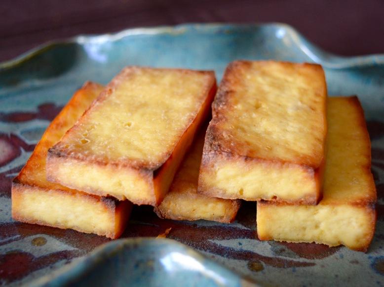 Toaster Oven Tofu